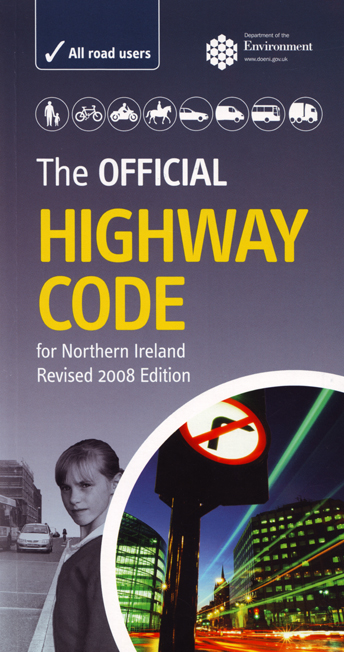 Learner Drivers Highway Code