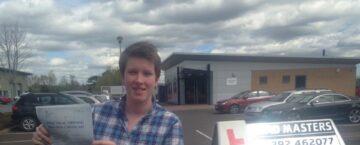 Conor McGrady passed