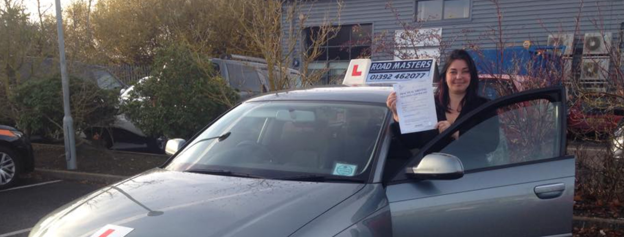 Driving lessons Devon from £28.50 /hr*