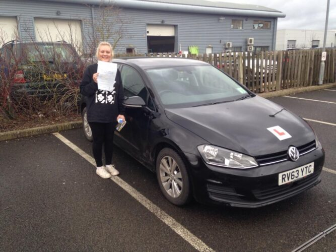 Stacey passed