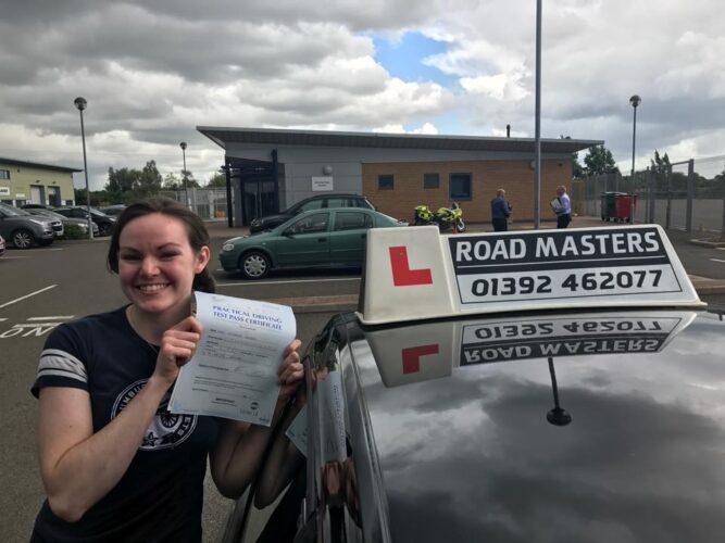 Katie passed