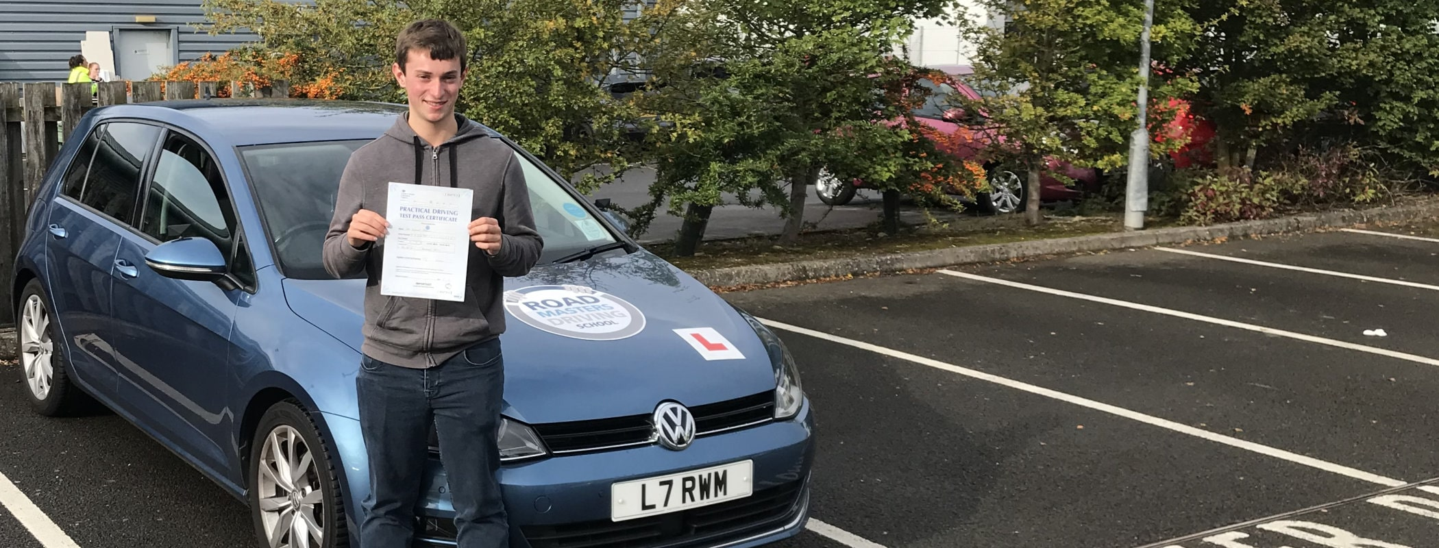 Driving lessons Newton Abbot from £35 /hr*