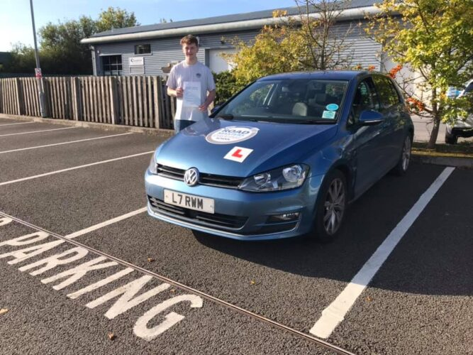 passed first time